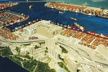 Hong Kong Container Port image 4