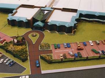 Architectural model for Marconi Defence Systems