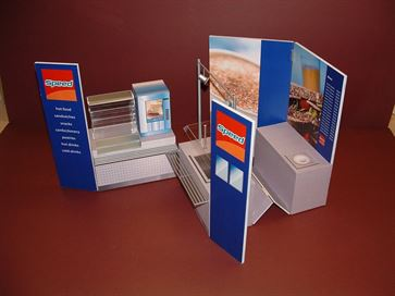 Mobile Canteen Marketing Display image 4
