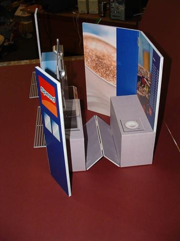 Mobile Canteen Marketing Display image 1
