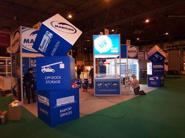 Maritime exhibition at NEC image 6
