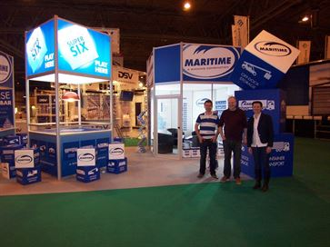 Maritime exhibition at NEC image 12