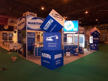 Maritime exhibition at NEC image 13