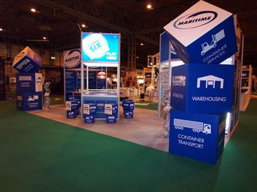 Maritime exhibition at NEC image 15