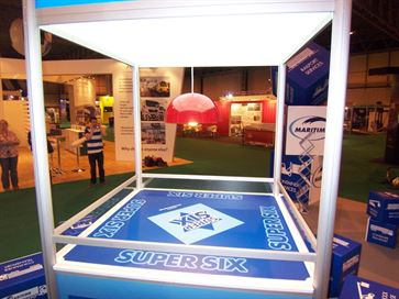 Maritime exhibition at NEC image 16
