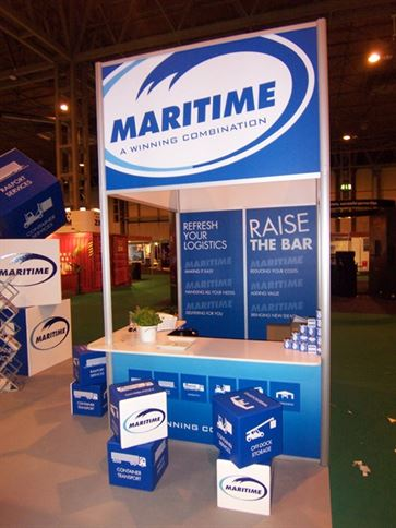 Maritime exhibition at NEC image 18