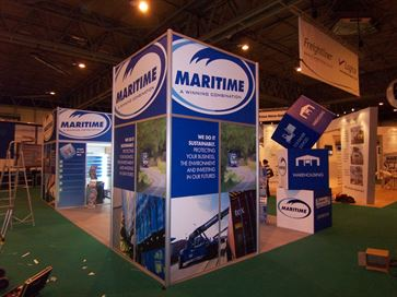 Maritime exhibition at NEC image 19