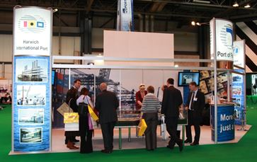 Multimodal Exhibition Stand for Hutchinson Ports (UK)  image 7