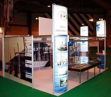 Multimodal Exhibition Stand for Hutchinson Ports (UK)  image 10