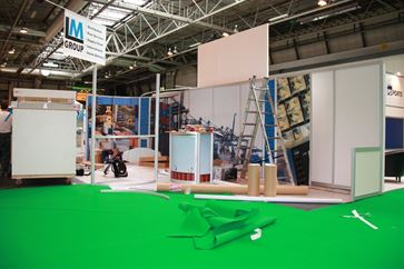 Multimodal Exhibition Stand for Hutchinson Ports (UK)  image 12
